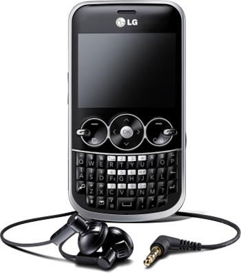 LG GW300, impreuna cu casti