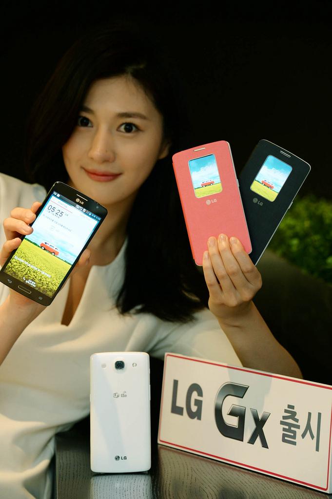 LG Gx anuntat oficial: software de LG G2, hardware de mijloc de 2013