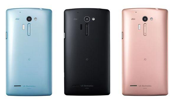 LG Electronics lansează smartphone-ul LG ISAI VL; vine cu VoLTE și 3 GB memorie RAM