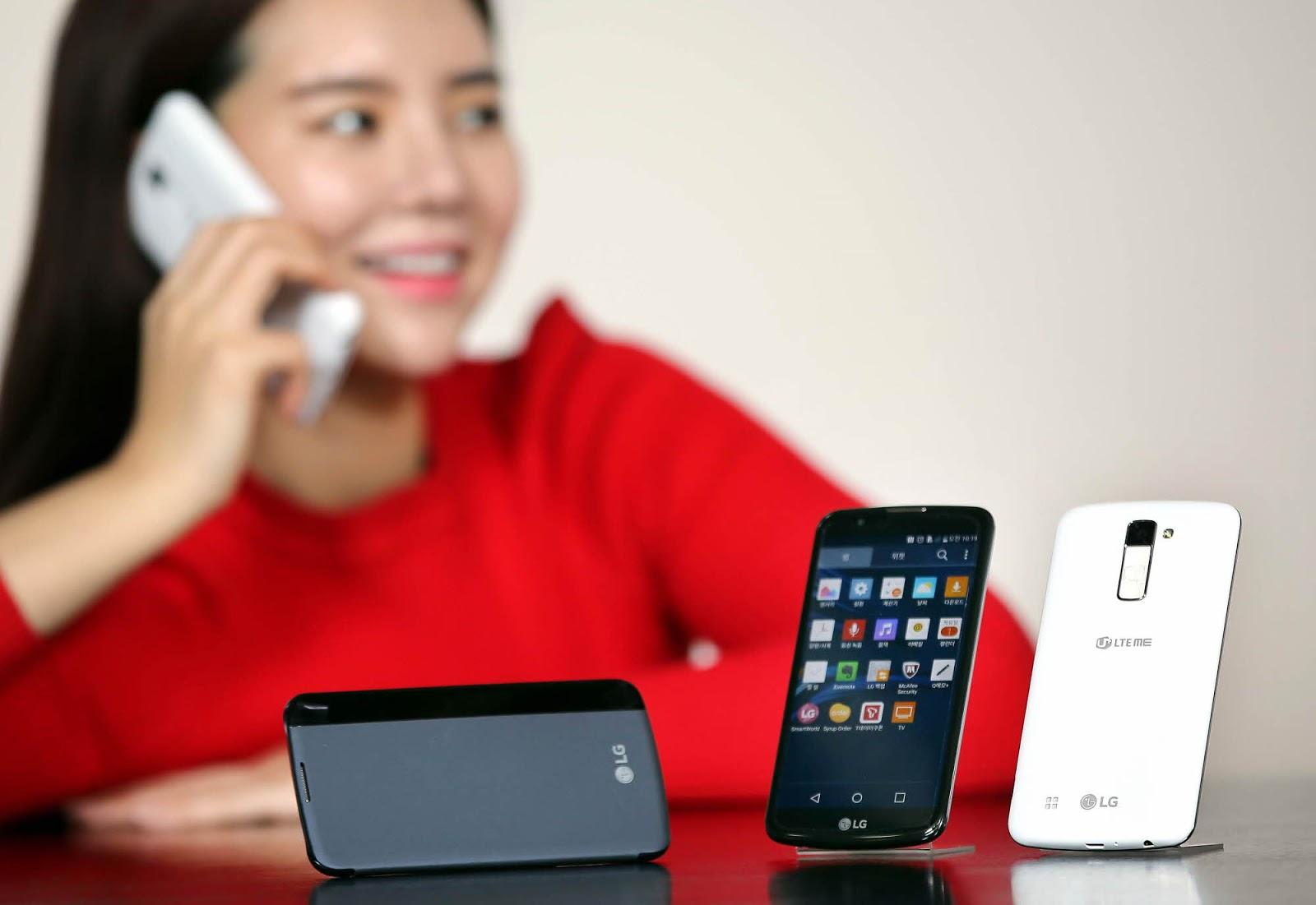 LG Electronics pregătește debutul lui LG K10 pentru piața sud-coreeană; telefonul va costa 200 dolari