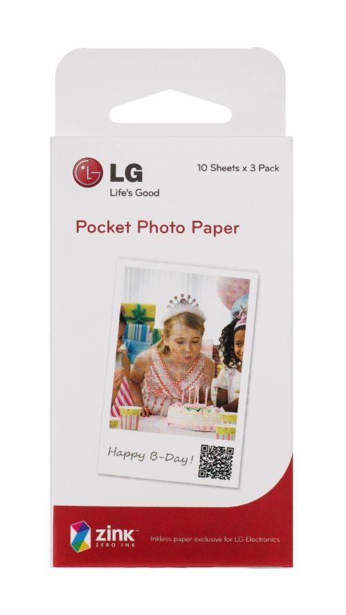 Hartie pentru LG Pocket Photo