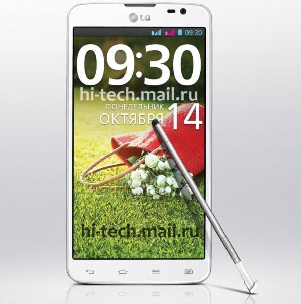 LG pregăteşte un phablet de 5.5 inch cu stylus şi preţ accesibil