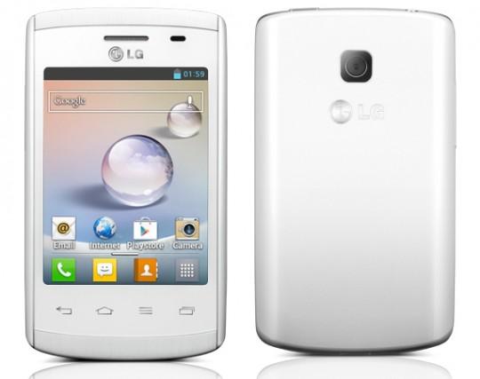 Smartphone Android de categorie mică: LG Optimus L1 II anunțat oficial, vine cu Android 4.1 și ecran de 3 inch