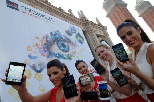 MWC 2012: LG va prezenta șase telefoane Android