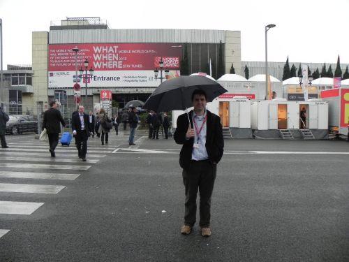 Umbrela MWC