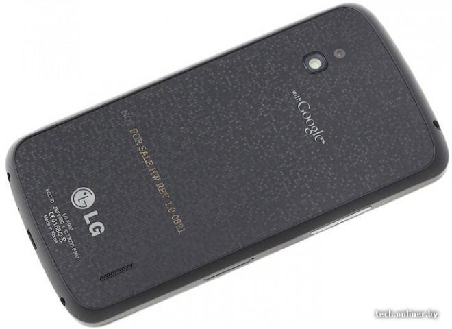 LG Google Nexus spate