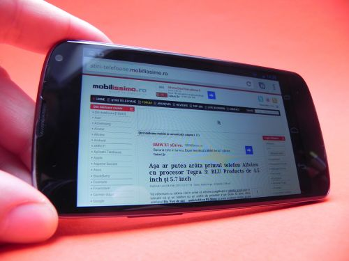 Review Google Nexus 4