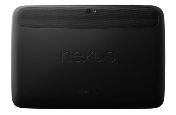 Samsung Nexus 10 spate
