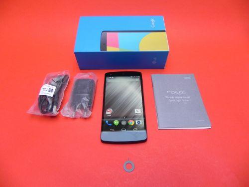 LG Nexus 5 unboxing