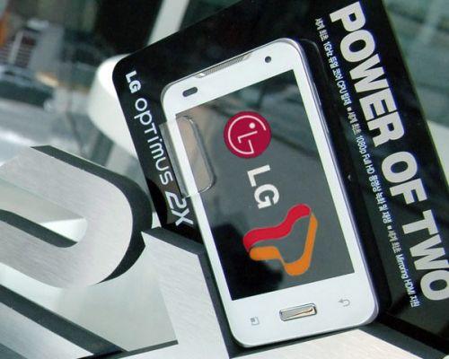 Telefonul dual-core LG Optimus 2X pus În vânzare În Coreea de Sud, În curând și În Europa