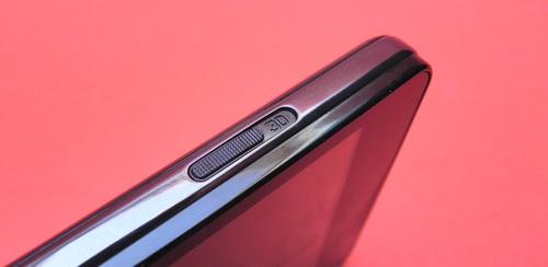 LG Optimus 3D Max - buton 3D