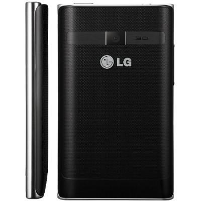 LG Optimus L3 E400 spate