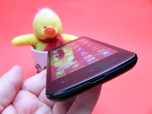 LG Optimus LTE P936 - partea de jos