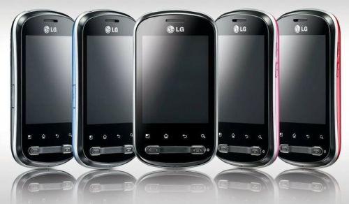 LG Optimus Me P350, un nou smartphone Android ajuns pe Internet prematur