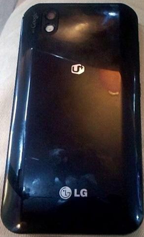 și LG are un Note, Optimus Note, un smartphone cu procesor dual core de 1.2GHz - iată imagini!