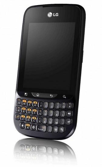 "Telefon ""lansat"" pe Flickr - LG Optimus Pro C660, un exemplar QWERTY reușit"