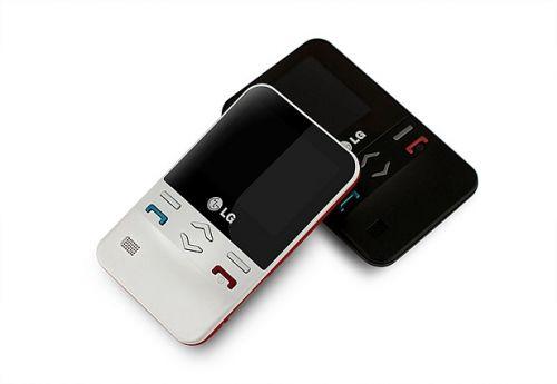 LG Pico, mini telefonul premiant la iF Product Design 2011