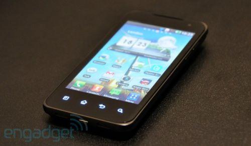 Prima recenzie a smartphone-ului dual core LG Star