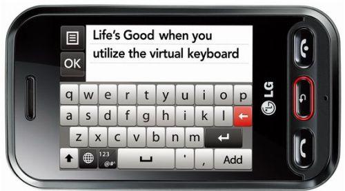 LG Wink, Wink 3G si Wink Style - telefoane pentru noua generatie