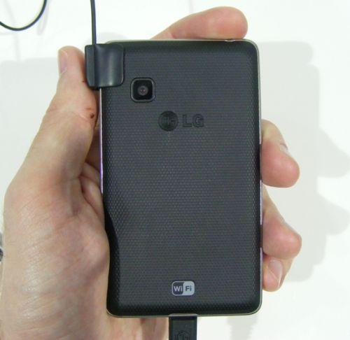 LG T375 și LG T385 - telefoane touch dual-sim și single-sim