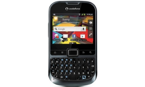 Telefoane noi În oferta Vodafone: LG T385, Vodafone Smart Chat, Samsung Galaxy S III Amber Brown