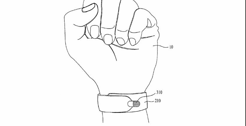 LG brevetează un ceas flexibil care poate deveni... stylus