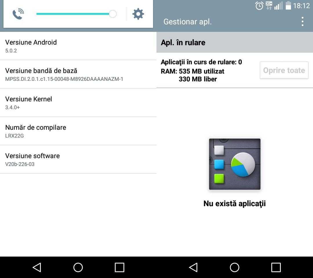 LG G2 Mini a început să primească actualizarea la Lollipop OTA; Se poate instala şi via LG PC Suite