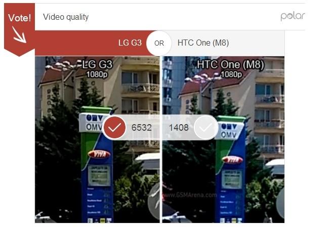 LG G3 versus HTC One M8 În bătălia voturilor și atributelor; Cine câștigă?