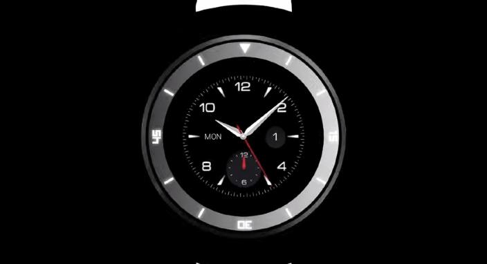 """LG postează un teaser cu noul său smartwatch """"G Watch R"""", care se vrea a fi un Moto 360 Killer (Video)"""
