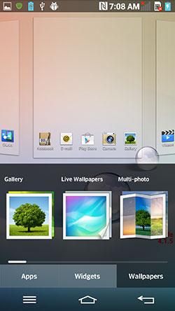 LG Optimus G2 Își dezvăluie primele capturi de ecran, ar putea debuta pe 7 august