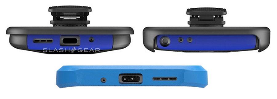 Carcasele pregătite pentru flagship-ul LG G5 confirmă design-ul pe care îl vedeam anterior