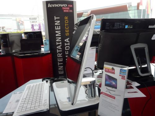 Lenovo Do Tour 2011