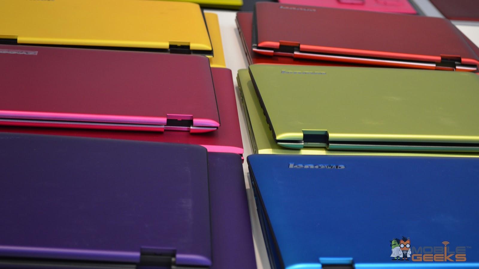 Departamentul de design din cardul companiei Lenovo ne este prezentat într-un material video