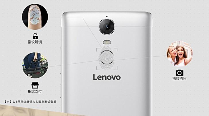 Lenovo anunţa telefonul K5 Note, cu procesor MediaTek Helio P10 la bord şi corp metalic.