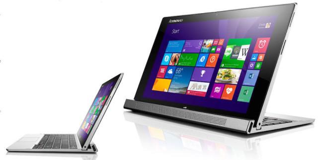 CES 2014: Lenovo MIIX 2 10 şi 11 sunt 2 noi terminale multi mode cu dotări atractive