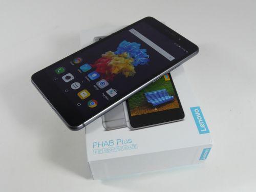 Lenovo Phab Plus scos din cutie