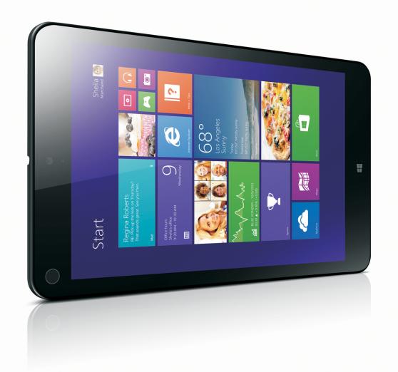 Lenovo lansează ThinkPad 8, o tabletă de 8.3 inch ce se poate folosi în 3 moduri