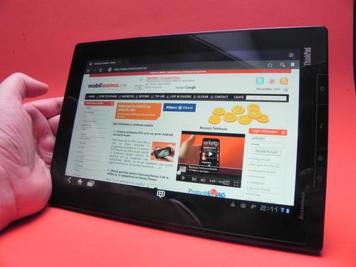 Mobilissimo pe Lenovo ThinkPad