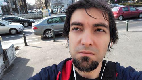 Selfie facut cu Lenovo Vibe X3