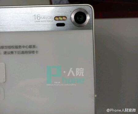 Lenovo Vibe Z3 Pro apare Într-o serie de imagini live; acesta sosește cu un senzor laser pentru autofocus și bliț triplu
