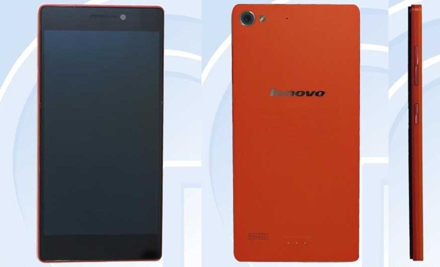 Lenovo X2 rosu