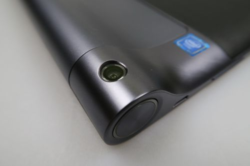Camera lui Lenovo Yoga Tab 3 Pro