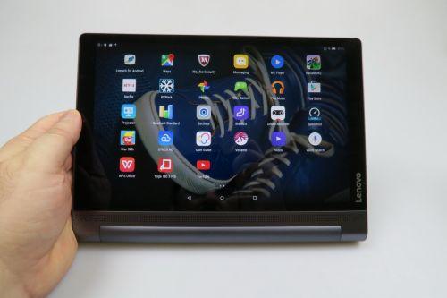 Aplicatii preinstalalte pe Lenovo Yoga Tab 3 Pro
