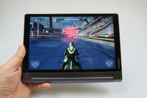 Jocuri pe Lenovo Yoga Tab 3 Pro