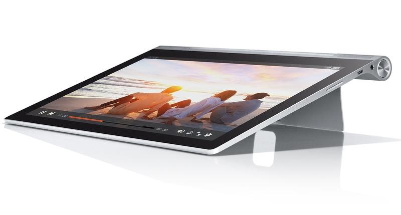 Lenovo anunță tableta Yoga 2 Pro ce vine cu proiector integrat și display de 13 inch cu rezoluție 2560x1600 pixeli