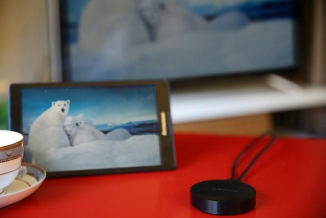 Lenovo anunţă un device de mirroring numit Lenovo Cast şi bazat pe Miracast şi Android