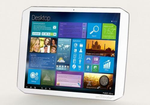 Compania germană Linshof pregătește și o tabletă cu dotări de top; primim 80 GB memorie internă și 3 GB RAM