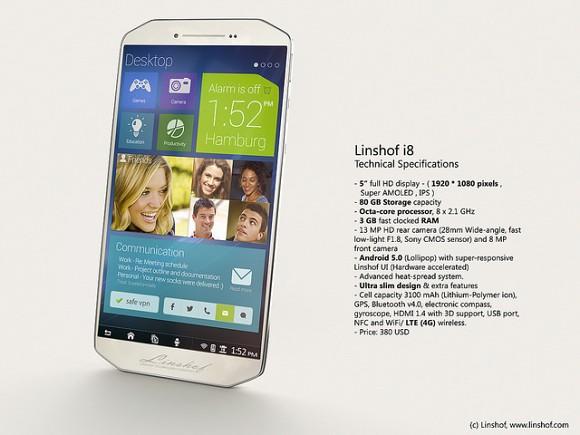 Linshof i8