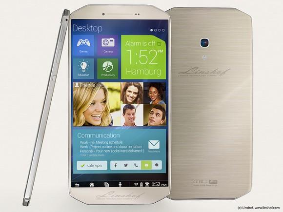 Linshof i8 este un telefon german interesant, cu 80 GB stocare, procesor octa core și Lollipop