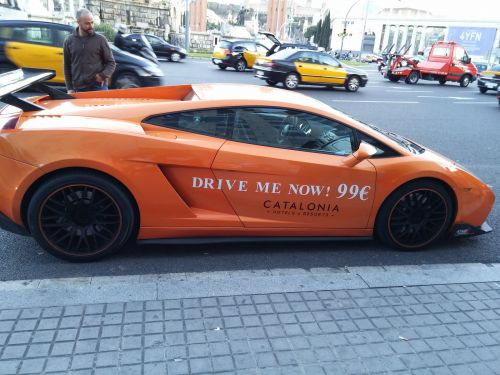 MWC Lamborghini